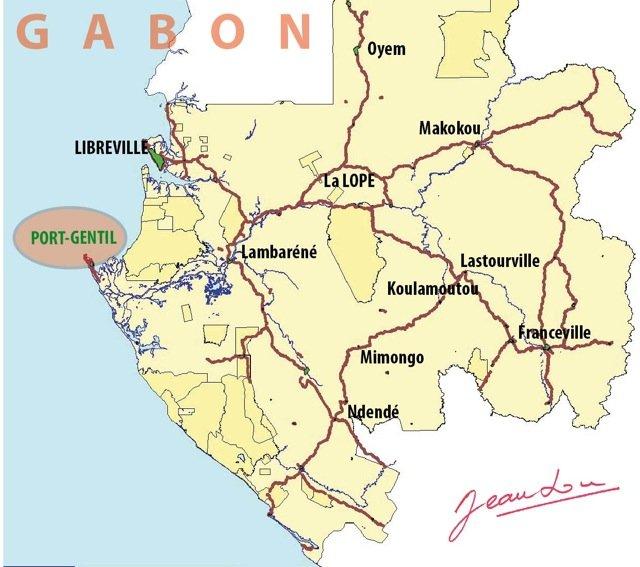 Notre Vie Au GABON » Un Peu Sur Port-gentil